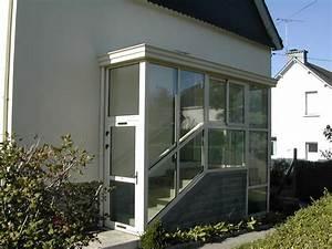 veranda d39entree sas d39entree pour maison soko With veranda pour porte d entrée