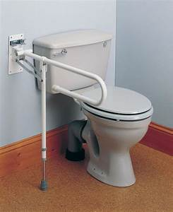 Interior toilet safety bars handicap bathroom accessories for Handicap handrails for the bathroom