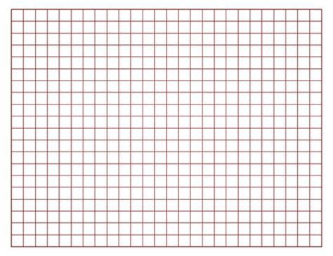 Printable Centimeter Grid Paper