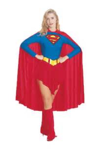 Superwoman Costumes for Adults