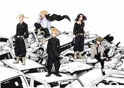 tokyo revengers confirma su anime     trailer
