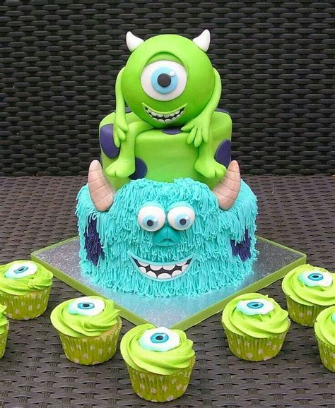 monsters inc cake monsters inc cake baking and cooking