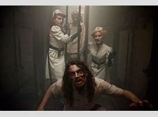 Eastern State Penitentiary's Epic Haunted Attraction