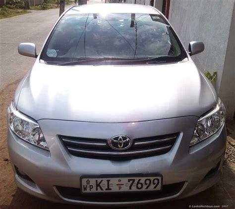 Rent A Toyota Corolla 141 Car