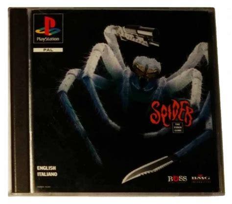 buy spider  video game playstation australia