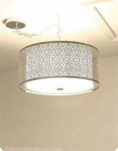 Lowes chandelier light covers : Ideas about drum shade on