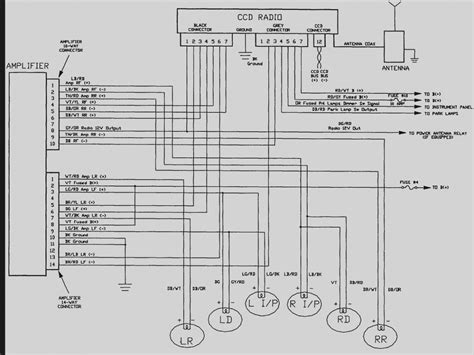 2001 Jeep Wiring Harnes Diagram by 2001 Jeep Grand Headlight Wiring Harness Wiring
