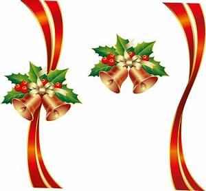 Christmas ribbon PNG image