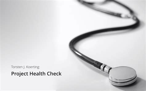 successful projects   project health check