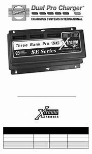 Charging Systems International Dual Pro Se Xtreme Battery