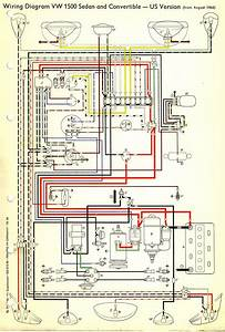 1967 Beetle Wiring Diagram  Usa