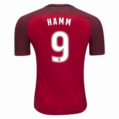 Hamm Mia Jersey Soccer Authentic Third Usa