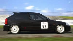 Honda Civic Type R 1997 : 1997 honda civic type r rm gran turismo 5 by vertualissimo on deviantart ~ Medecine-chirurgie-esthetiques.com Avis de Voitures