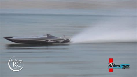 Zonda Rc Boat by 2nd Test The Carbon Fiber Zonda Boat With 8s Lipo