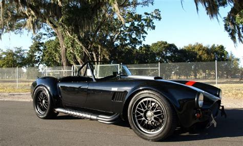 A Classy Shelby Cobra!no Car No Fun! Muscle Cars And Power