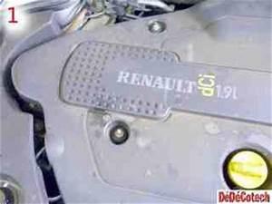 Capteur Pmh Laguna 2 1 9 Dci : changer la courroie de distribution renault 1 9 dci f9q tuto ~ Gottalentnigeria.com Avis de Voitures
