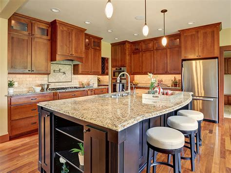 Contemporary Kitchen With Light Granite Counters Dark Wood Can I Paint A Plastic Bathtub Water Storage Above Ground Install New Faucet Reglazing Troy Michigan Image Of 66 X 36 Installing Tile Tub Surround