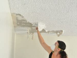 cost  remove  popcorn ceiling estimates prices