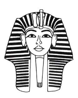King tut clipart - Clipground