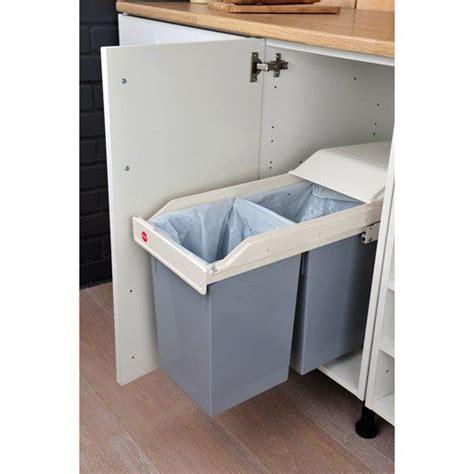 poubelle cuisine coulissante sous evier poubelle de cuisine coulissante sous évier cuisine