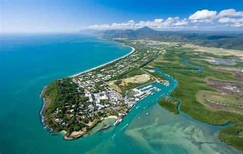 Douglas To Cairns by Douglas Aerial Picture Tour Cairns Australia