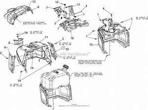 Mtd 13aqa1zt099  247 204420   T8200   2016  Parts Diagram