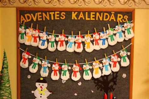 Kristīnes rokdarbu stūrītis: Adventes kalendārs.