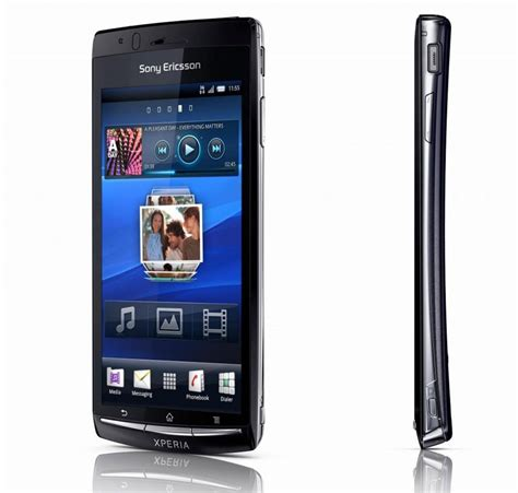 Sony Mobile Phone by Sony Ericsson Xperia Arc Review Cell Phone Updates