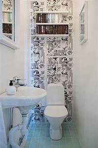 Dekoration Gäste Wc : g ste toilette haus in 2019 badezimmer bad fliesen und g ste wc ~ Buech-reservation.com Haus und Dekorationen