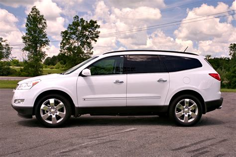chevrolet traverse late   party    time
