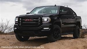Introducing The 2016 Gmc Sierra All Terrain X