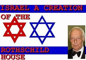 Image result for israel is rothschild inc.
