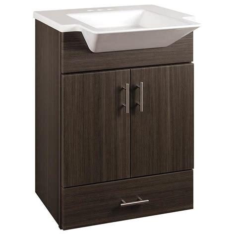 Shop Style Selections Euro Gray Integral Single Sink