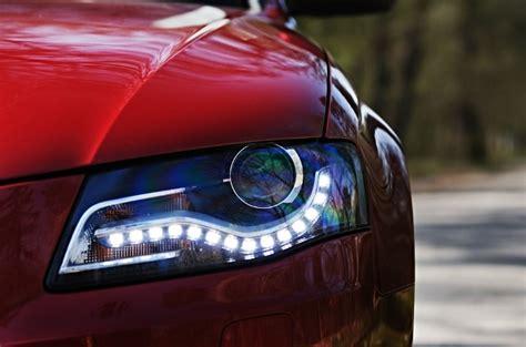 xenon led vs halogen headlights laser autoevolution battle