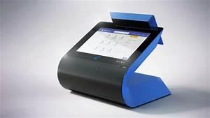 All-in-one desktop POS cash register machine - Sales Peritias