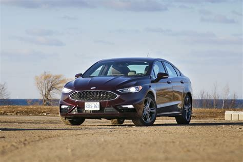 2017 Ford Fusion Sport Mpg by 2017 Ford Fusion Sport Review Pay To Play The