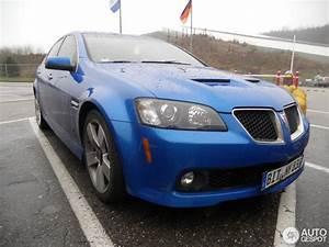 Pontiac G8 GT 10 March 2012 Autogespot