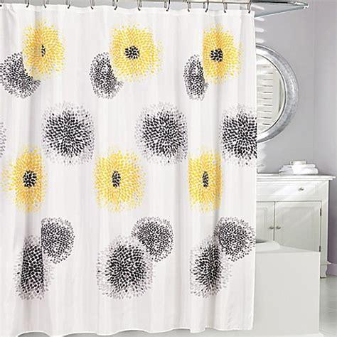 blossum fabric shower curtain bed bath