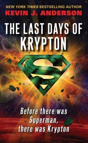 The Last Days Of Krypton  Superman Wiki  Fandom Powered By Wikia