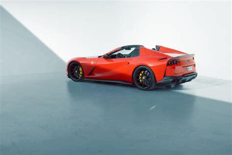 In 812 superfast, aftermarket, ferrari. Novitec Reveals 840hp Ferrari 812 GTS - GTspirit