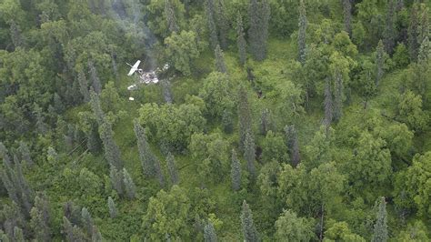 pilot  aircraft  crashed  alaska  pemberville
