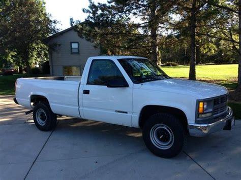 1999 Chev Truck by Purchase Used 1999 Chevrolet Silverado C K 2500 Low