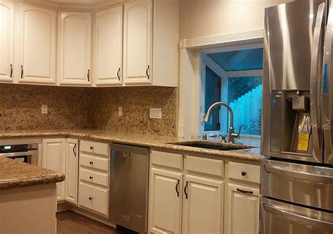 orange kitchens with white cabinets custom granite counter kitchen in orange county esoteric 7208