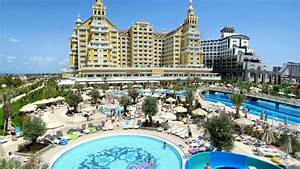 Royal Holiday Palace hotel Lara, Antalya Turkey - YouTube