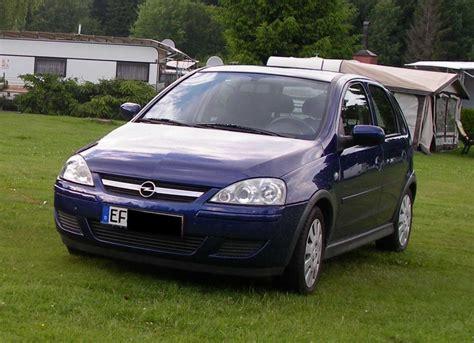 Opel Corsa C Bj. 2004 - Details
