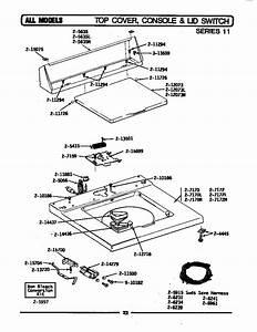Maytag Model La712 Washers Genuine Parts