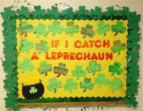 If I Caught A Leprechaun...