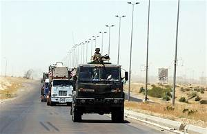 Course trains Airmen to drive convoys for Army in Iraq > U ...