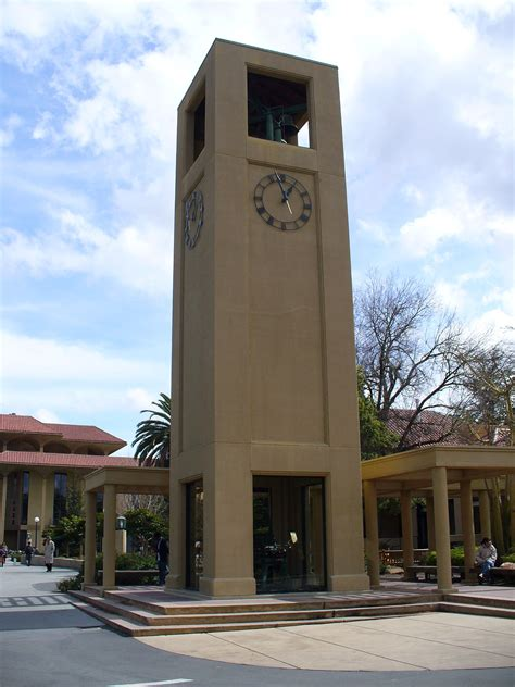 stanford clock tower wikipedia