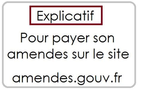 bureau des amendes amendes gouv fr payez amende en ligne sur le